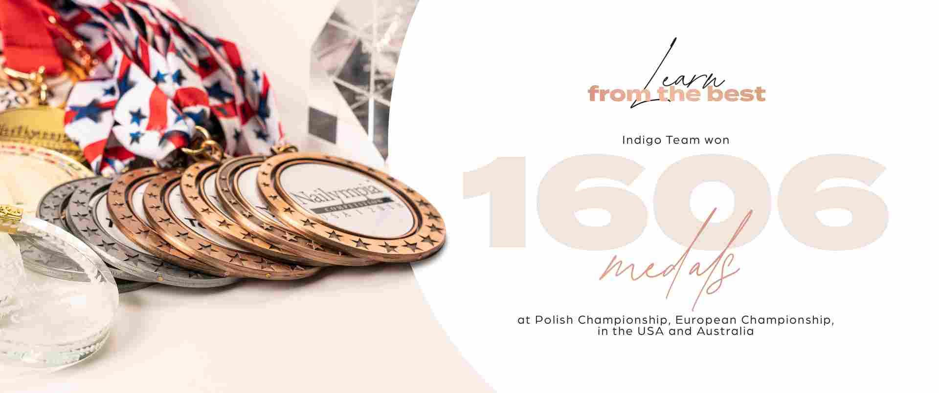 1606 medals